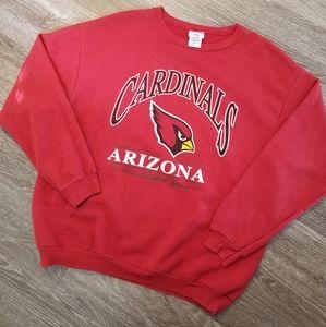 Arizona Cardinals Sweater Vintage